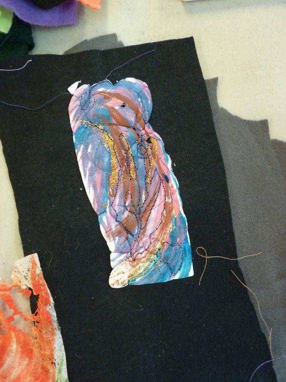 Découverte Art Textile
