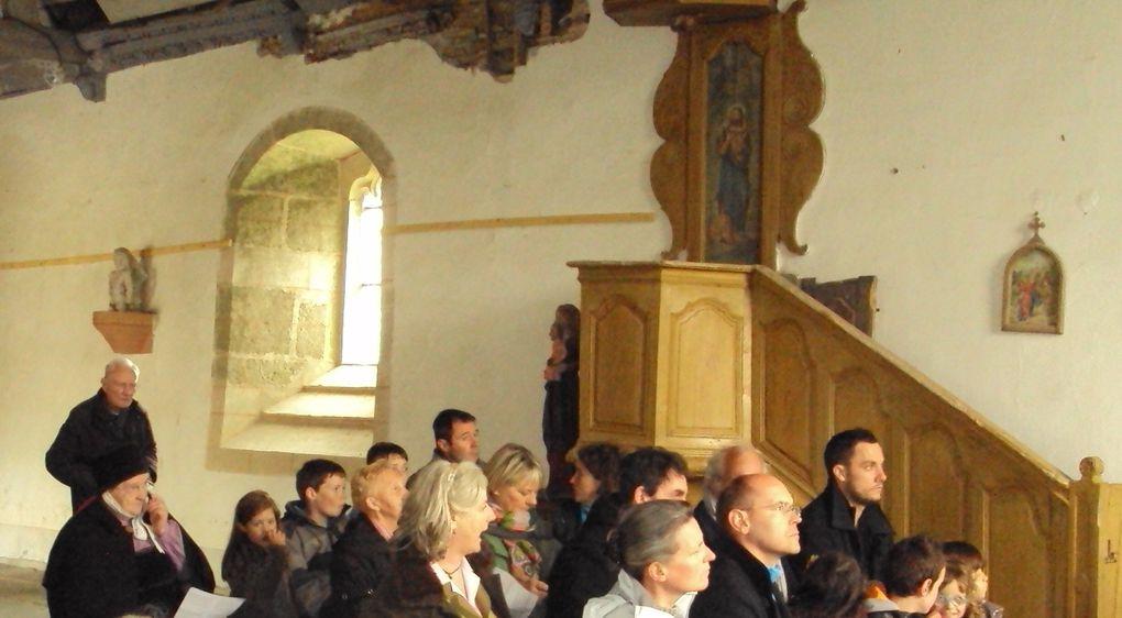 Chapel Roskelfen / Laniskad / Kernev / Pouhêr / Diazaoù