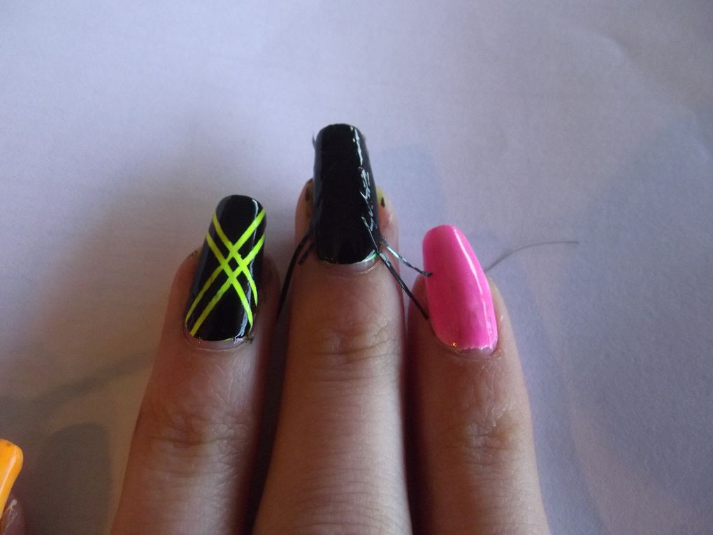 Fluo flash ( tuto inside )