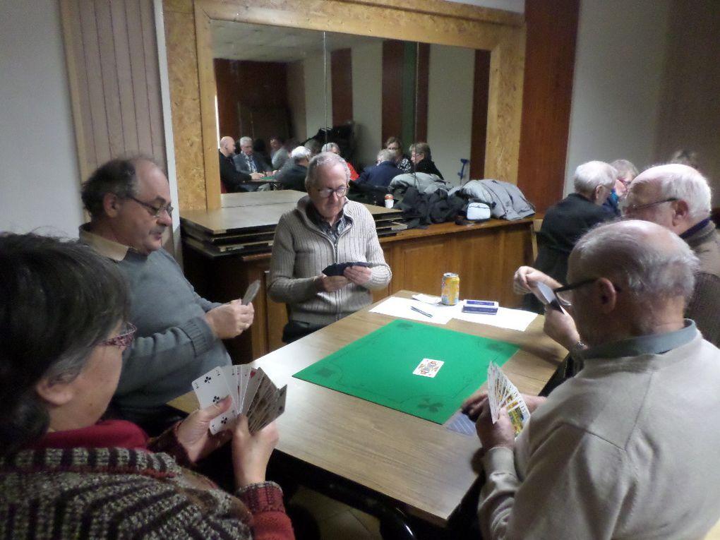 retour sur la 1er soirée jeux de cartes