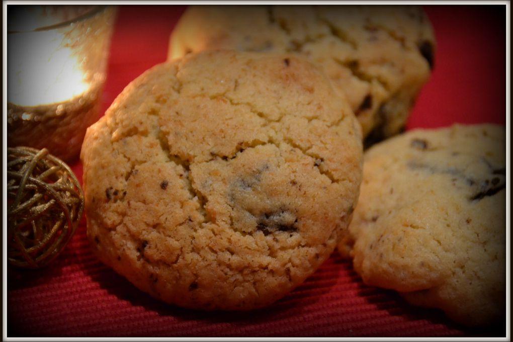 Cookies choco-coco