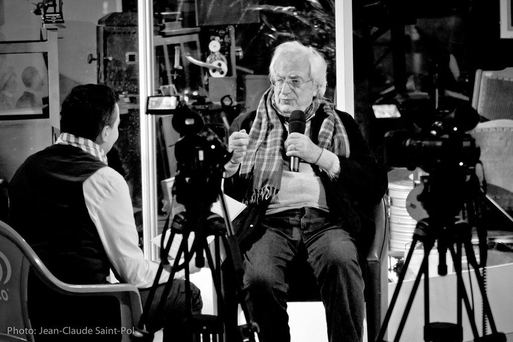 Entretien avec Bertrand TAVERNIER autour de son Film Voyage à travers le Cinéma français ,Un magnifique Film dans les salles.