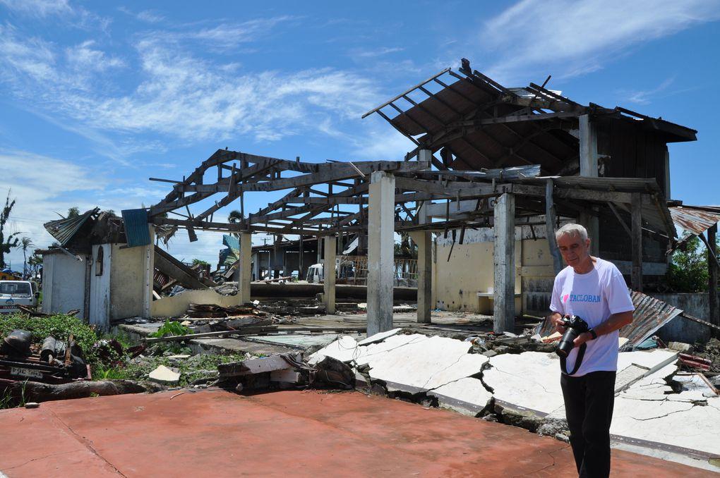 Message de Chlorsteclin, jeune maman rescapée du typhon Yolanda à Tacloban, Philippines
