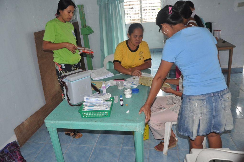 Des nouvelles de notre centre médical philippin