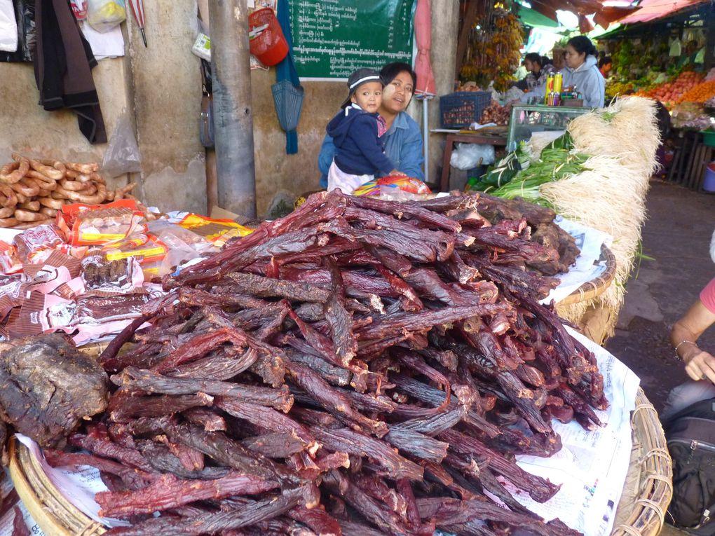 marché de Maymyo
