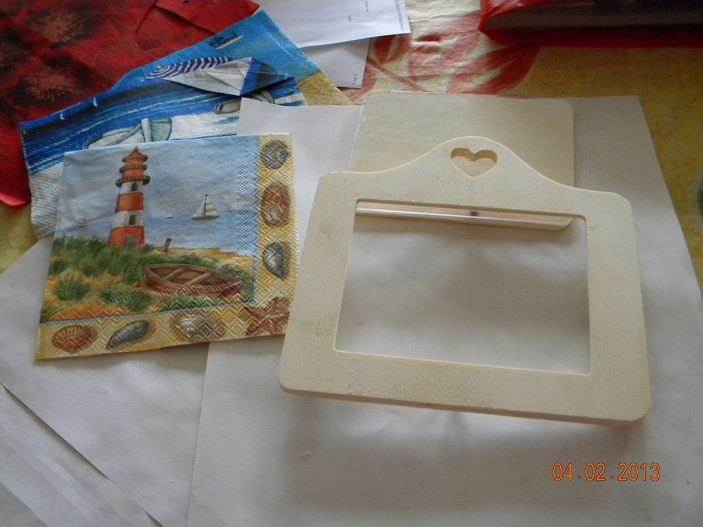 cadre photo, thème la mer