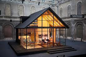 La maison d'Ibsen... c'est vrai que la maison est le centre !