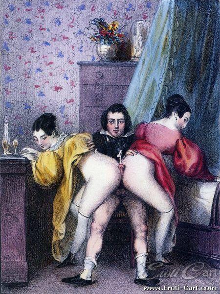 Achille Devéria (1800 - 1857)