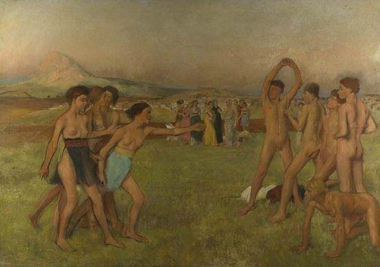 Édgar Degas (1834-1917)