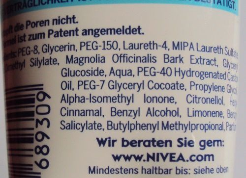 Thermo, le gel purifiant chauffant de Nivea