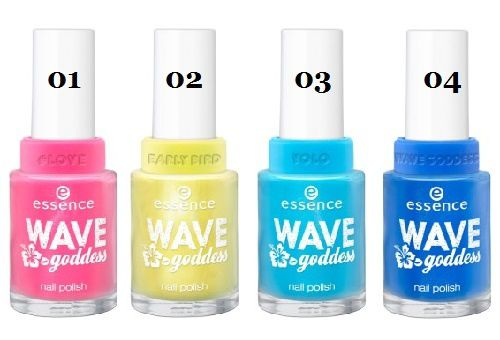 Essence Trend Edition : Wave Goddess