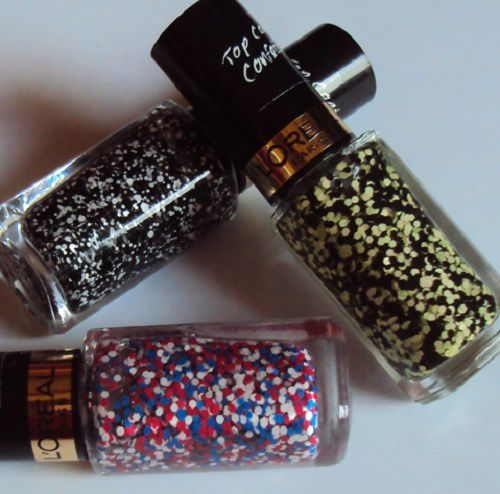 La collection Confettis de L'Oréal Paris