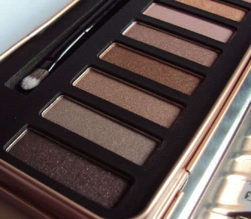 Ma palette In the Nude de W7