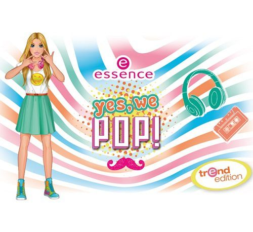 Essence Trend Edition : Yes, we POP!
