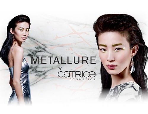 Catrice Limited Edition : Metallure