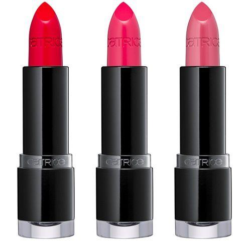 Les nouveautés Catrice automne 2014 : les lèvres
