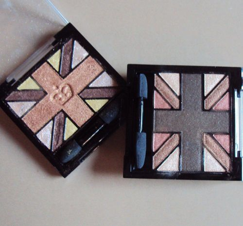 Ma palette English Oak de Rimmel