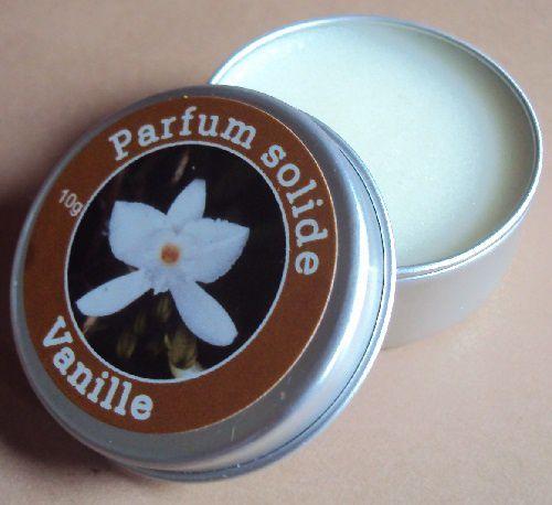 Le parfum solide pour se parfumer autrement