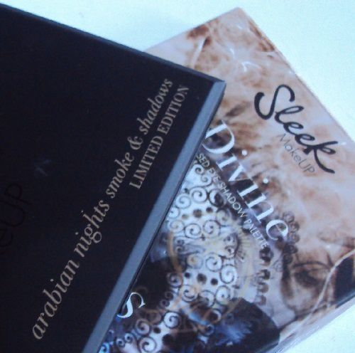 Sleek MakeUp : ma palette Arabian Nights