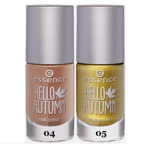 Essence Trend Edition : Hello Autumn