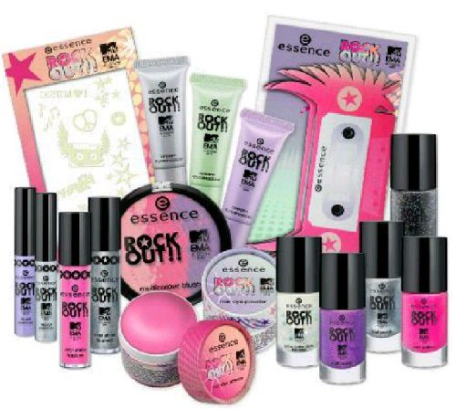 Essence Trend Edition : Rock Out!!