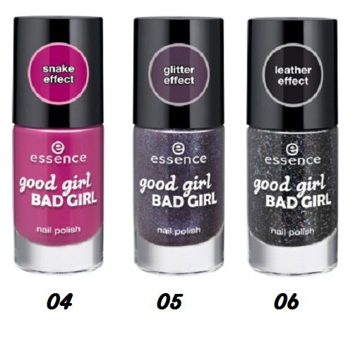 Essence Trend Edition : Good Girl Bad Girl