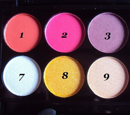 Sleek MakeUp : ma palette Rio Rio