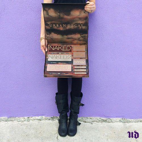 Qui va s'offrir le Naked Vault d'Urban Decay ?