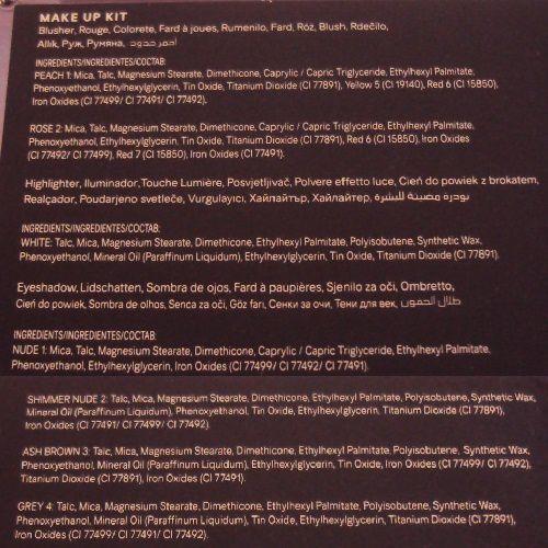 Le Make Up Kit de H&amp&#x3B;M