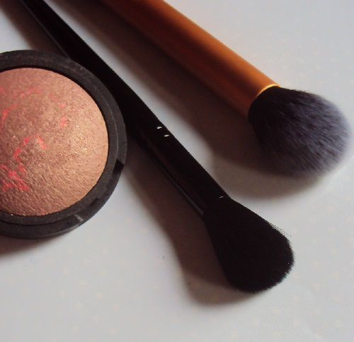 Le pinceau highlighting de MUA (F11)