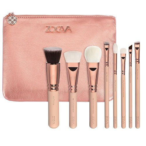 Zoeva, la collection Rose Golden vol 2