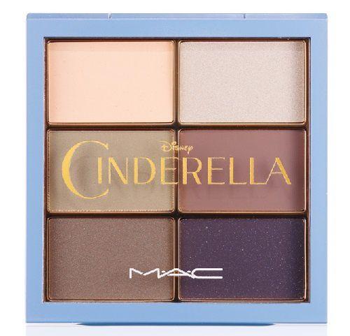 Cinderella vue par Mac Cosmetics
