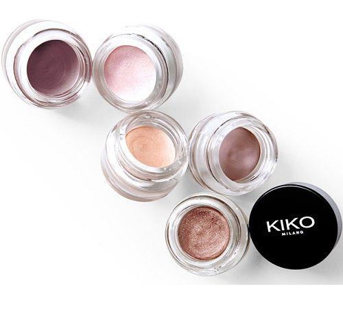 Kiko : les nouveaux fards Cream Crush