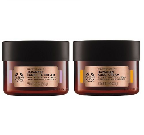Spa of the World de The Body Shop