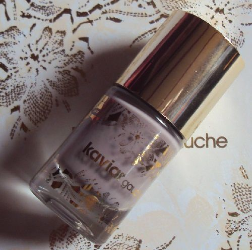 Sur mes ongles : Cool Wonder de Catrice