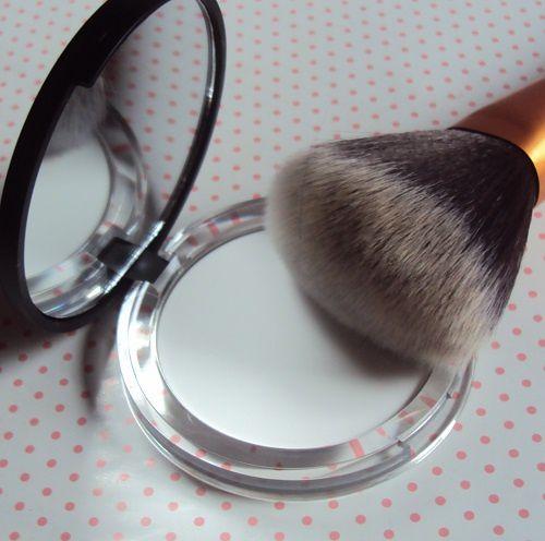 Catrice : Transparent Mattifying Powder