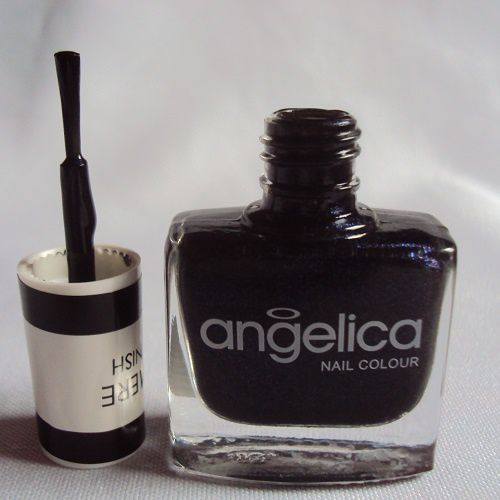 Sur mes ongles : Merino de Angelica
