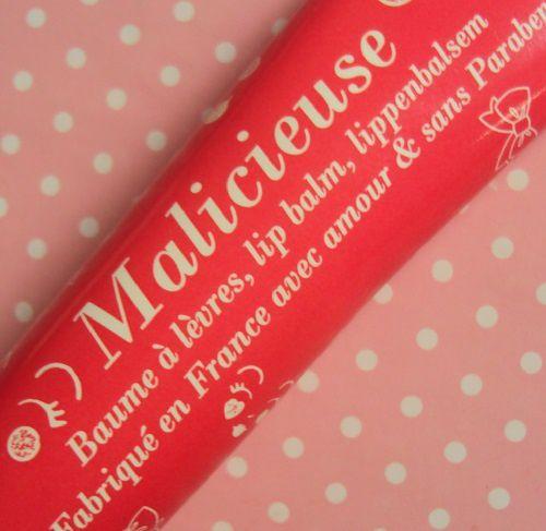 Audacieuse, mon baume à lèvres Lollipops
