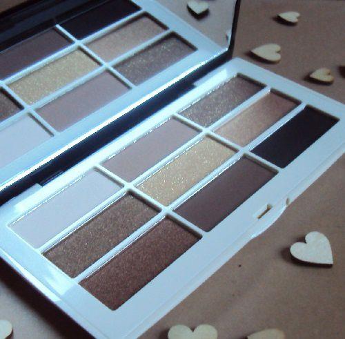 Ma palette Ready, Set, Glow de H&amp&#x3B;M
