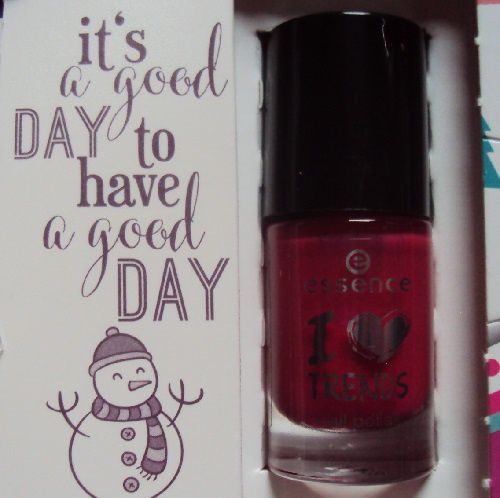 L'Avent avec Essence #12 : Have a very pink-x-mas!