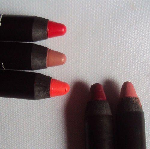 Velvet Matte Lipstick de PS, mes trois nouvelles teintes
