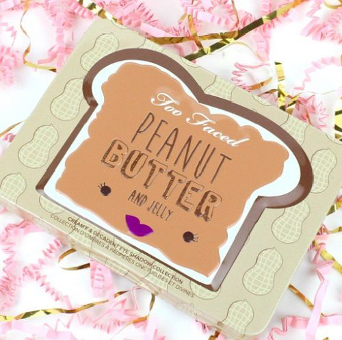 La palette Peanut Butter and Jelly de Too Faced