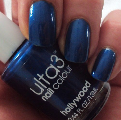 Sur mes ongles : Hollywood de Ulta3