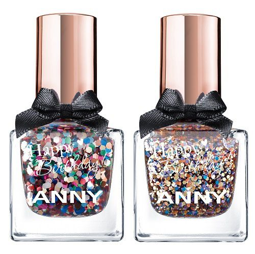 La collection Happy 5th Annyversary de Anny