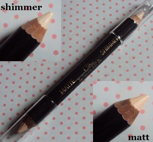 Le crayon duo eye brightener de P.S. (Primark)