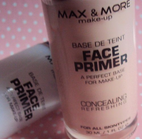 Concealing Face Primer de Max &amp&#x3B; More (Action)