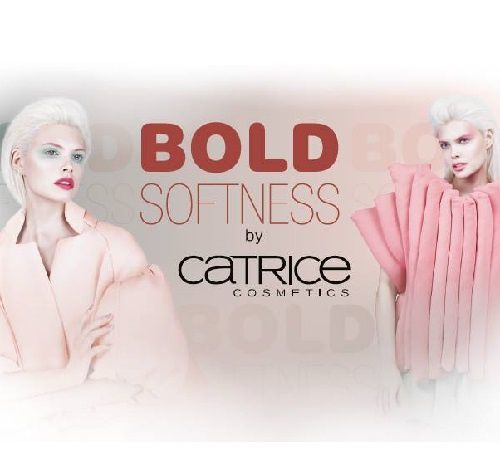 Catrice Limited Edition : Bold Softness