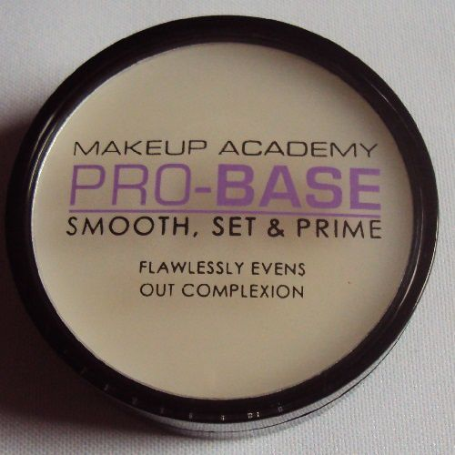 Smooth, Set &amp&#x3B; Prime de Make Up Academy (MUA)