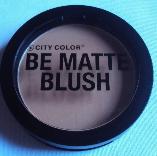 Mon blush Toasted Coconut de City Color