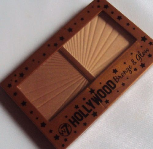 Hollywood Bronze &amp&#x3B; Glow de W7